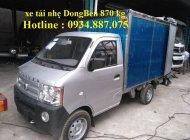 Bán xe tải nhỏ Dongben 870kg – xe tải nhẹ Dongben 870kg, thùng dài 2.5m giá 155 triệu tại Tp.HCM
