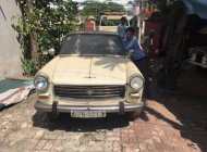 Bán Peugeot 404 đời 1963, màu vàng giá 130 triệu tại Đồng Nai