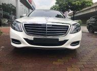 Bán Mercedes S500L màu trắng sản xuất 2016 đăng ký 2016 tên công ty giá 5 tỷ 100 tr tại Hà Nội