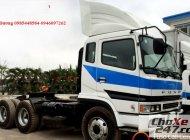 Bán đầu kéo Fuso FV 50 tấn giá rẻ khuyến mại 200 triệu giá 1 tỷ 670 tr tại Hà Nội