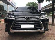 Cần bán lại xe Lexus LX5700 đời 2016, màu đen, xe nhập Nhật, đăng ký 2016 tên cty giá 6 tỷ 850 tr tại Hà Nội