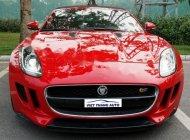 Bán Jaguar F Type S 2015, màu đỏ, nhập khẩu nguyên chiếc giá 6 tỷ 147 tr tại Hà Nội