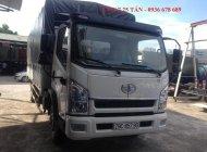 Xe tải GM Faw 7,25 tấn, thùng dài 6,3M, động cơ YC4E140. Giá tốt nhất thị trường giá 458 triệu tại Hà Nội