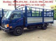 Bán xe tải Hyundai 7 tấn HD700 thùng bạt trả góp uy tín tại Sài Gòn giá 700 triệu tại Tp.HCM