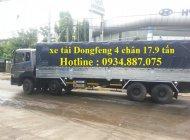 Địa chỉ bán xe tải Dongfeng 4 chân 17.9 tấn - 17T9 - 17t9 thùng dài 9.5m giá 1 tỷ 40 tr tại Tp.HCM