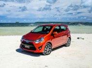 Cần bán xe Toyota Wigo đời 2018, màu đỏ, nhập khẩu chính hãng giá 350 triệu tại Hải Dương
