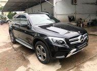Cần bán xe Mercedes GLC250 đời 2017, màu đen giá 1 tỷ 730 tr tại Hà Nội