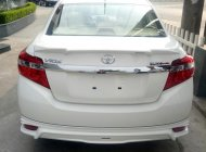 Cần bán Toyota Vios TRD năm 2018, màu trắng giá 590 triệu tại Hưng Yên