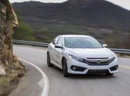 Bán xe Honda Civic đời 2017, màu trắng, full option giá Giá thỏa thuận tại Bến Tre
