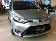 Cần bán xe Toyota Vios 1.5E (CVT) đời 2018, màu bạc giá 515 triệu tại Hà Nội