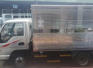 Xe tải JAC 1,49 tấn màu bạc trả trước 30 triệu giao xe ngay giá 287 triệu tại Tp.HCM