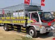 Bán xe tải Jac 9.15 tấn (9t15) thùng dài 6.8m bảo hành 3 năm giá 535 triệu tại Tp.HCM