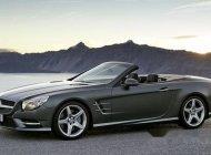 Cần bán xe Mercedes SL 400 AT đời 2017, màu đen giá 6 tỷ 709 tr tại Tp.HCM