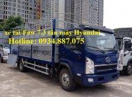 Bán xe tải Hyundai 7.3 tấn (7T3) lắp ráp thùng dài 6.3m giá 570 triệu tại Tp.HCM