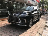 Bán Lexus LX570 nhập Mỹ màu đen, đã qua sử dụng, sản xuất 2016 giá 7 tỷ 300 tr tại Hà Nội