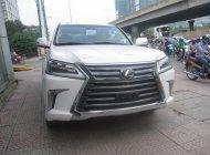 Cần bán xe Lexus LX 570 đời 2017, màu trắng, nhập khẩu nguyên chiếc giá 7 tỷ 491 tr tại Hà Nội