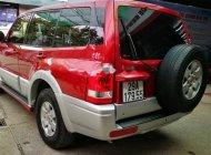 Bán Mitsubishi Montero 3.2 DI-D đời 2004, màu đỏ, nhập khẩu nguyên chiếc chính chủ giá 700 triệu tại Hà Nội