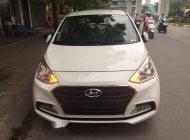 Bán chiếc Hyundai Grand i10 đời 2017, màu trắng, nhiều ưu đãi hấp dẫn giá Giá thỏa thuận tại Hà Nội