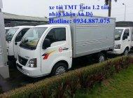Bán xe tải nhỏ 1.2 tấn Tata Ấn Độ - xe tải nhẹ tmt tata 1.2 tân (1,2 tấn)  giá 245 triệu tại Tp.HCM