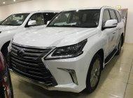 Cần bán Lexus LX 570 năm 2017, màu trắng, xe nhập giá 7 tỷ 868 tr tại Hà Nội