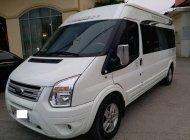 Cần bán lại xe Ford Transit DCar President đời 2014, màu trắng chính chủ giá 999 triệu tại Hà Nội