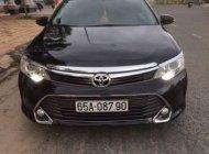 Chính chủ bán Toyota Camry 2.5Q đời 2016, màu đen giá 1 tỷ 300 tr tại Cần Thơ