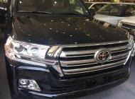 Bán xe Toyota Land Cruiser đời 2017, màu đen, xe nhập giá 5 tỷ 631 tr tại Hà Nội