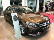 Bán Mercedes C200 2017 màu nâu, chạy lướt giá rẻ giá 1 tỷ 300 tr tại Hà Nội