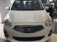 Cần bán xe Mitsubishi Attrage cvt eco đời 2018, màu trắng, nhập khẩu chính hãng giá 446 triệu tại Hà Nội