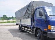Bán xe Hyundai  HD700 Đồng Vàng, thùng kín, thùng bạt, sắt xi, giao xe ngay, hỗ trợ trả góp giá 670 triệu tại Hà Nội