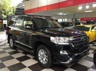 Cần bán Toyota Land Cruiser VX đời 2018, màu đen, nhập khẩu nguyên chiếc Nhật Bản giá 3 tỷ 650 tr tại Hà Nội