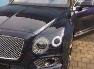 Cần bán Bentley Bentayga đời 2017, màu đen, xe nhập giá 8 tỷ 990 tr tại Tp.HCM