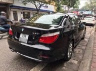 Bán BMW 5 Series 530i đời 2008, màu đen, nhập khẩu còn mới giá 580 triệu tại Hà Nội