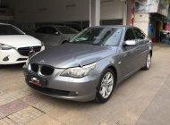 Cần bán BMW 5 Series 530i đời 2008, màu xám, nhập khẩu nguyên chiếc, giá 619tr giá 619 triệu tại Tp.HCM