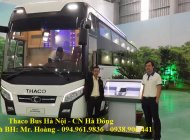 Bán xe Thaco Mobihome TB120SL năm 2018, xe khách 36 giường, xe khách Thaco Mobihome giường nằm, giá xe khách giá 3 tỷ 190 tr tại Hà Nội