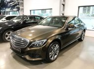 Bán Mercedes C250 2018, chính chủ chạy lướt hộp số 9 cấp giá 1 tỷ 580 tr tại Hà Nội
