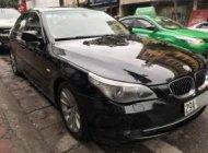 Bán BMW 5 Series 530i đời 2008, màu đen, giá 580tr giá 580 triệu tại Hà Nội