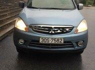 Cần bán xe Mitsubishi Zinger GLS 2.4 MT sản xuất 2009, màu xanh lam giá cạnh tranh giá 308 triệu tại Hà Nội