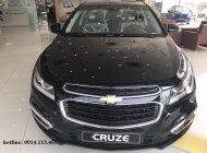 Cần bán Chevrolet Cruze lt đời 2018, màu đen, 517tr giá 517 triệu tại Hà Nội