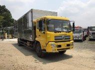 Cần bán xe tải DongFeng 6.7T thùng dài 9m3, màu vàng, nhập khẩu giá 700 triệu tại Bình Dương