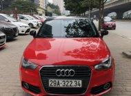 Bán ô tô Audi A1 đời 2010, màu đỏ, nhập khẩu giá 550 triệu tại Hà Nội