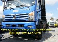 Bán xe ben dongfeng 8.5 tấn (8T5) thùng ben 7 khối giá 600 triệu tại Tp.HCM
