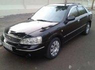 Bán Ford Laser GHIA 1.8 sản xuất 2005, màu đen số tự động, 239tr giá 239 triệu tại BR-Vũng Tàu