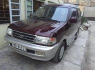 Cần bán gấp Toyota Zace GL đời 2001, màu nâu giá 188 triệu tại Hà Nội
