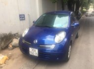 Bán Nissan Micra đời 2005, màu xanh lam, nhập khẩu  giá 232 triệu tại Hà Nội