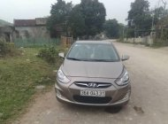 Chính chủ bán Hyundai Accent đời 2012, màu nâu giá 370 triệu tại Thanh Hóa