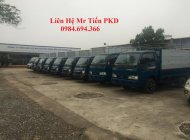 Chuyên bán xe tải của Thaco Trường Hải Kia 1400 Kg, đầy đủ các loại thùng - liên hệ 0984694366, hỗ trợ trả góp giá 341 triệu tại Hà Nội