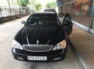Cần bán Daewoo Magnus 2.5 AT năm sản xuất 2004, màu đen, xe nhập chính chủ, giá 200tr giá 200 triệu tại An Giang