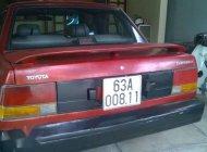 Bán xe Toyota Corolla năm 1982, màu đỏ giá 45 triệu tại Sóc Trăng