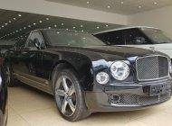 Bán Bentley Mulsanne Speed sản xuất năm 2015, màu đen, nhập khẩu giá 17 tỷ 500 tr tại Hà Nội